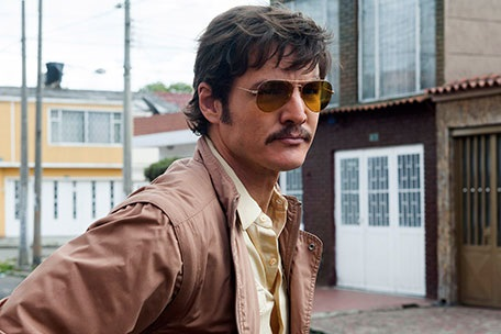 Narcos style