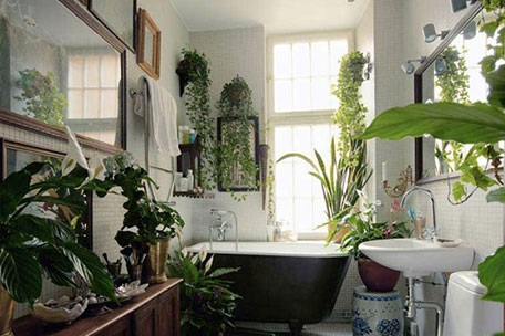 8 ideas to create a bathtime oasis