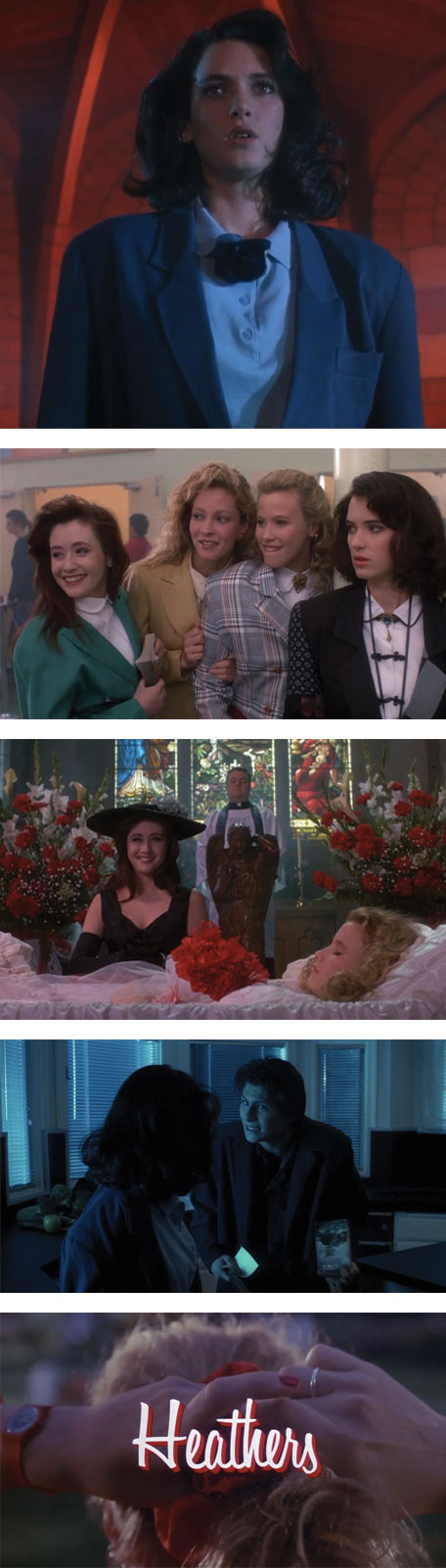 "The style legacy of ""Heathers"""