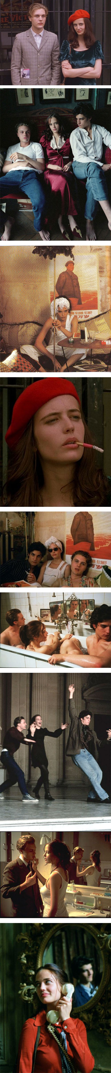 The Dreamers style