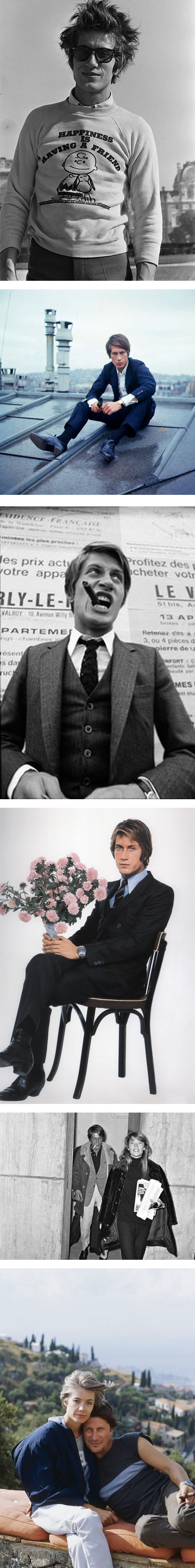 This week's style icon: Jacques Dutronc