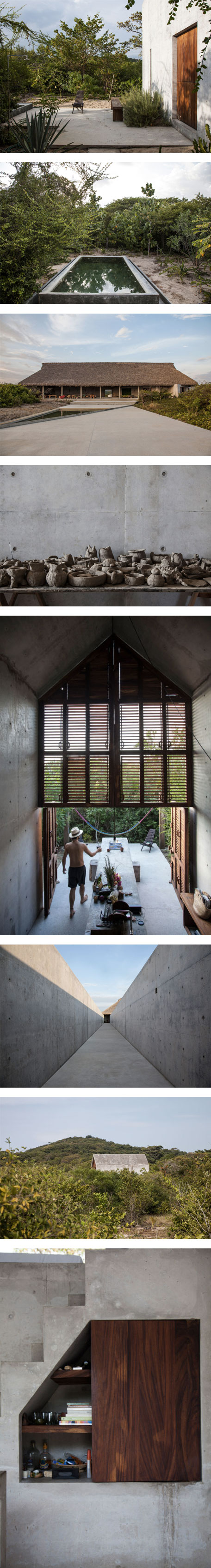 The Japanese art of imperfection at Casa Wabi in Mexico