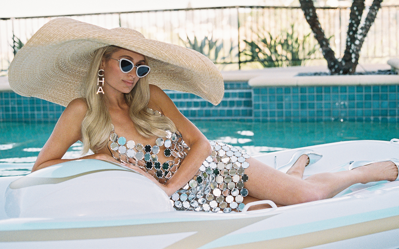 Paris Hilton's HOT edit